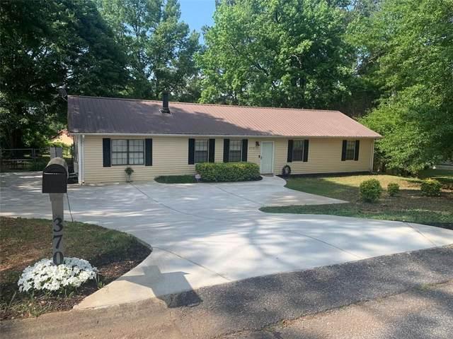 370 Conrad Drive, Athens, GA 30601 (MLS #6889232) :: North Atlanta Home Team
