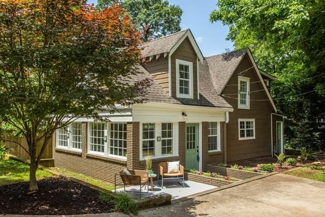 20 Screven Street NE, Atlanta, GA 30307 (MLS #6889244) :: North Atlanta Home Team