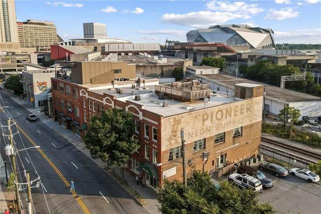 342 Marietta Street NW #15, Atlanta, GA 30313 (MLS #6889245) :: RE/MAX Prestige