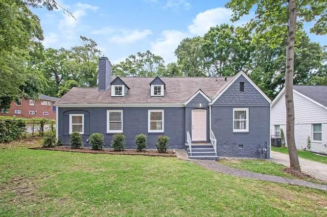 1216 Beecher Street SW, Atlanta, GA 30310 (MLS #6889257) :: Kennesaw Life Real Estate