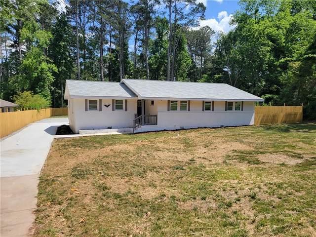 1244 Old Covington Highway, Conyers, GA 30012 (MLS #6889258) :: North Atlanta Home Team