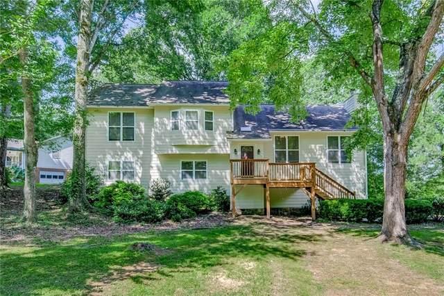 1201 Canterbury Court, Woodstock, GA 30188 (MLS #6889270) :: North Atlanta Home Team