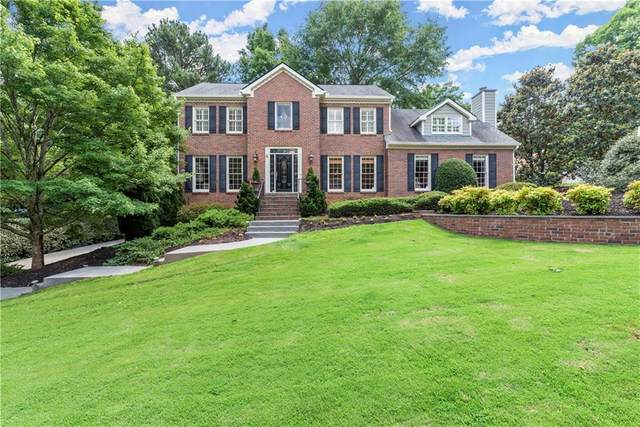 165 Foal Drive, Roswell, GA 30076 (MLS #6889301) :: 515 Life Real Estate Company