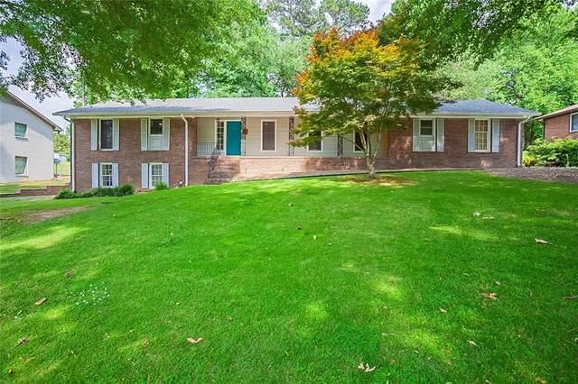 65 Rhodes Drive, Marietta, GA 30068 (MLS #6889310) :: The Heyl Group at Keller Williams