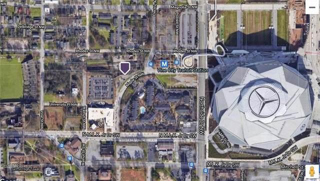 0 Maple Carter Conn, Atlanta, GA 30314 (MLS #6889384) :: Kennesaw Life Real Estate