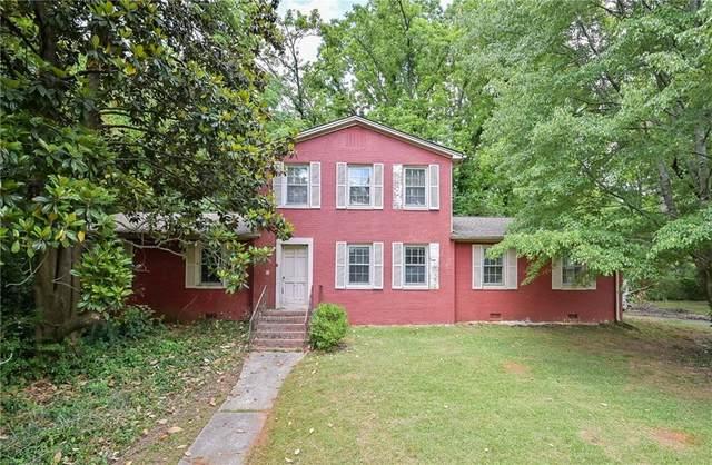 811 Prince Avenue, Marietta, GA 30062 (MLS #6890454) :: North Atlanta Home Team