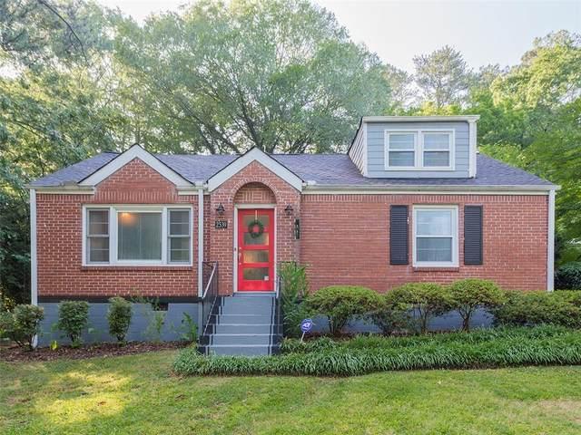 2539 Saint Patrick Street SE, Atlanta, GA 30317 (MLS #6890456) :: The Hinsons - Mike Hinson & Harriet Hinson