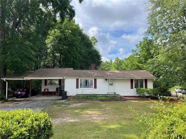 6137 Old Stilesboro Road NW, Acworth, GA 30101 (MLS #6890631) :: Path & Post Real Estate