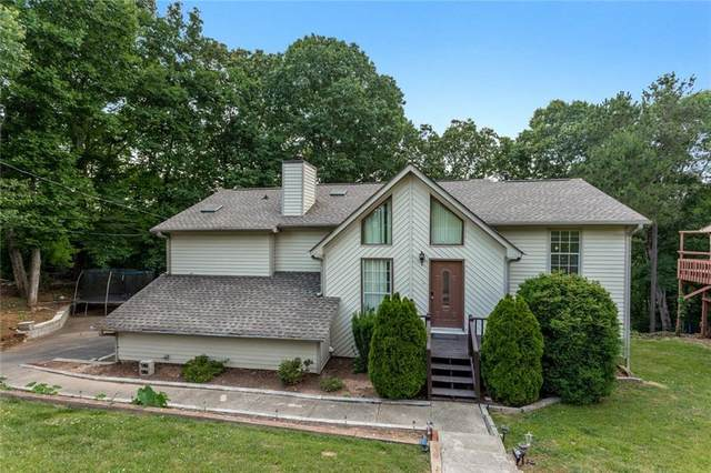 5691 Deerfield Place NW, Kennesaw, GA 30144 (MLS #6890691) :: Kennesaw Life Real Estate