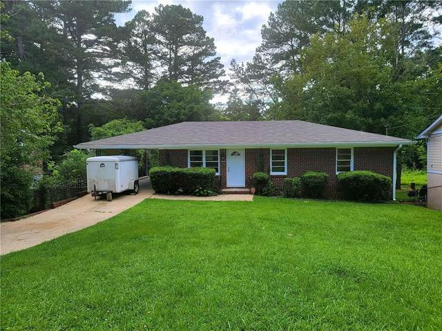 2450 Yolanda, Ellenwood, GA 30294 (MLS #6890725) :: North Atlanta Home Team