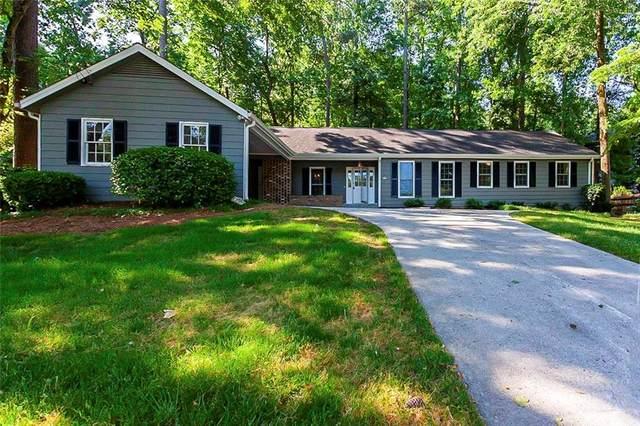 3797 Allsborough Drive, Tucker, GA 30084 (MLS #6890729) :: The Heyl Group at Keller Williams