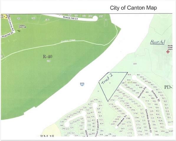 0 Cherokee Overlook Court, Canton, GA 30115 (MLS #6890811) :: North Atlanta Home Team
