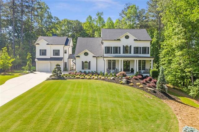 5030 Forest Circle, Milton, GA 30004 (MLS #6890820) :: North Atlanta Home Team