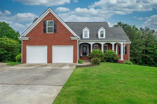 40 Roberson Drive NE, Cartersville, GA 30121 (MLS #6890834) :: Lucido Global
