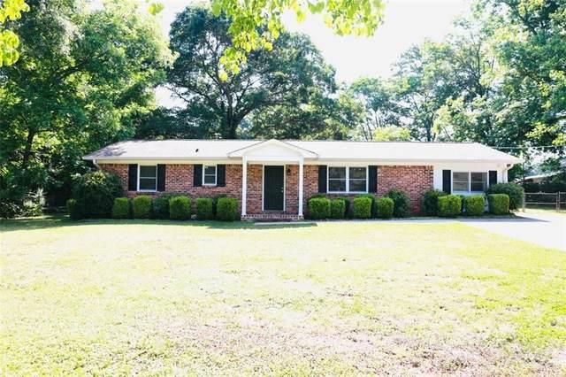 1206 Emory Street, Oxford, GA 30054 (MLS #6890855) :: North Atlanta Home Team