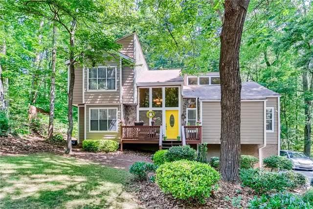 1205 Laurel Summit Drive SE, Smyrna, GA 30082 (MLS #6890895) :: North Atlanta Home Team