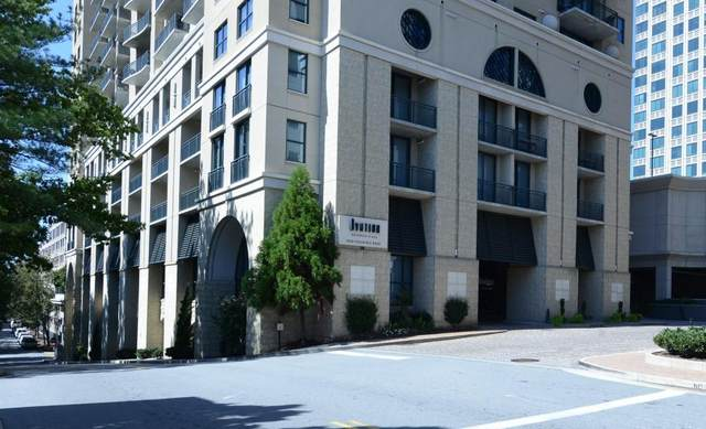 3040 Peachtree Road #309, Atlanta, GA 30305 (MLS #6890899) :: North Atlanta Home Team