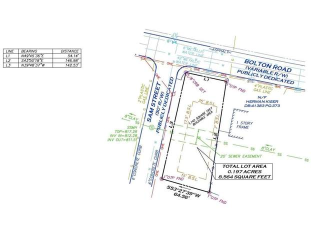 1763 Bolton Road, Atlanta, GA 30318 (MLS #6890936) :: Oliver & Associates Realty
