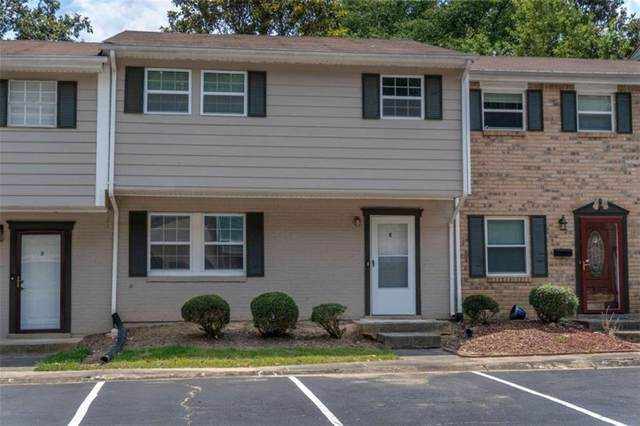 4701 Flat Shoals Rd 51E, Union City, GA 30291 (MLS #6890954) :: Path & Post Real Estate