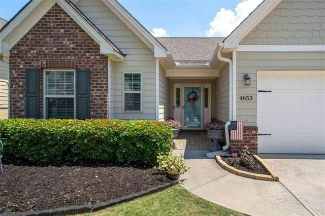 4653 SW Hidden Creek Drive SW, Gainesville, GA 30504 (MLS #6890963) :: North Atlanta Home Team