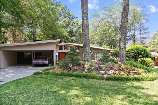 953 Nottingham Drive, Avondale Estates, GA 30002 (MLS #6890965) :: North Atlanta Home Team