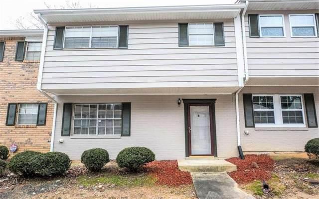 4701 Flat Shoals Rd 51D, Union City, GA 30291 (MLS #6890994) :: Path & Post Real Estate