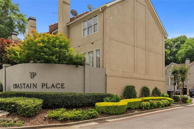 4178 Roswell Road NE #15, Atlanta, GA 30342 (MLS #6891051) :: Path & Post Real Estate