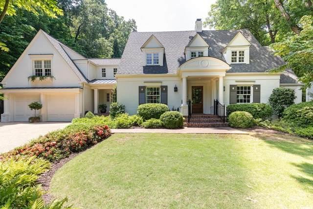 550 Manor Ridge Drive NW, Atlanta, GA 30305 (MLS #6891079) :: North Atlanta Home Team