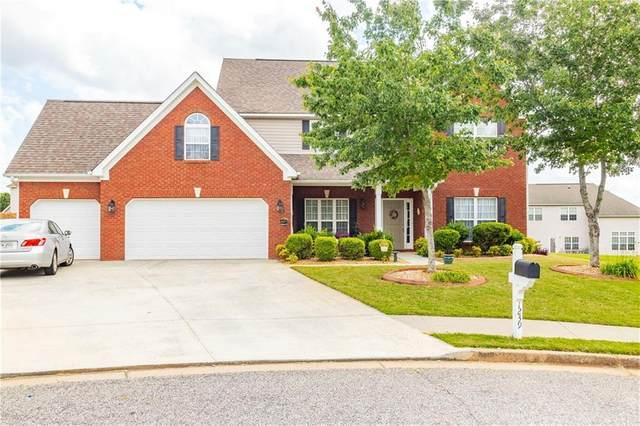 1239 Fountain Oaks Court, Lawrenceville, GA 30043 (MLS #6891109) :: North Atlanta Home Team