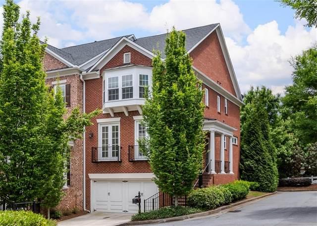 7205 Lowery Oak Drive #7205, Roswell, GA 30075 (MLS #6891195) :: North Atlanta Home Team