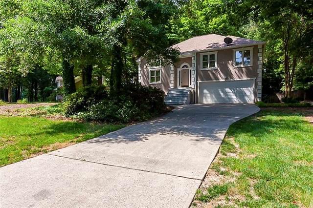1820 N Creek Circle, Alpharetta, GA 30009 (MLS #6891209) :: North Atlanta Home Team