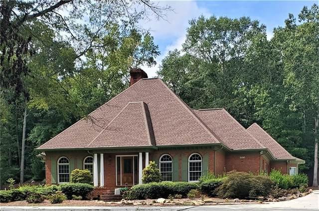2100 Gravel Springs Road, Buford, GA 30519 (MLS #6891212) :: The Kroupa Team | Berkshire Hathaway HomeServices Georgia Properties