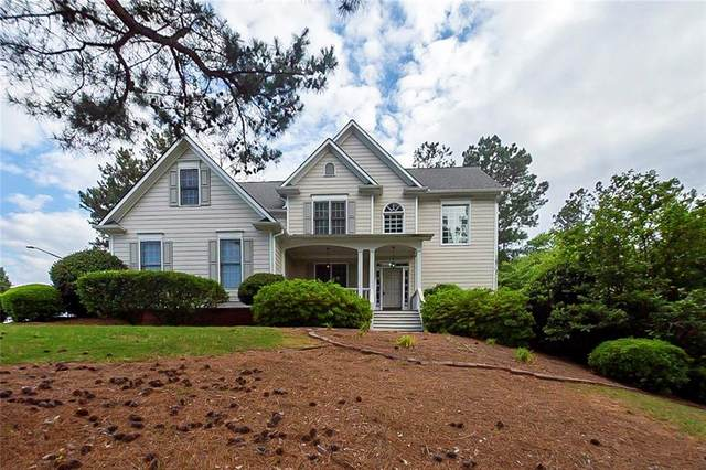 843 Bentwater Drive, Acworth, GA 30101 (MLS #6891214) :: North Atlanta Home Team