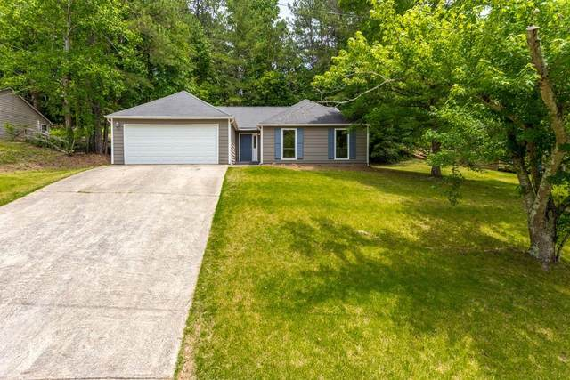 3510 Shelly Drive NW, Kennesaw, GA 30152 (MLS #6891216) :: Path & Post Real Estate