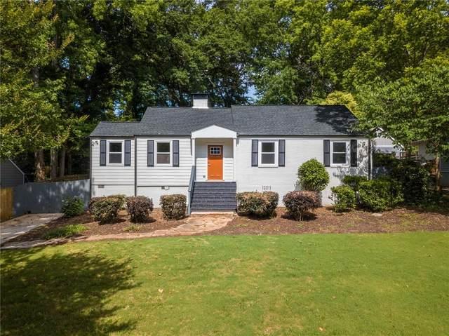 1231 Thomas Road, Decatur, GA 30030 (MLS #6891242) :: RE/MAX Prestige