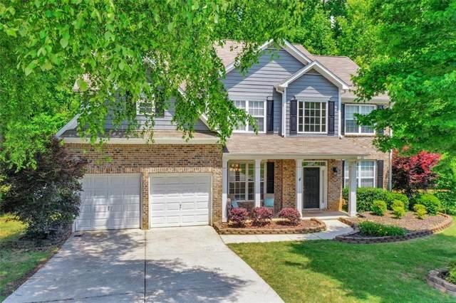 1174 Madison Green Lane SW, Mableton, GA 30126 (MLS #6891286) :: North Atlanta Home Team