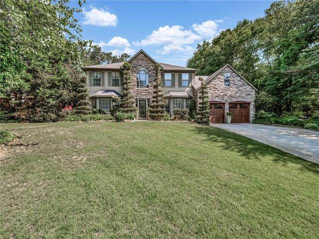 6945 Greenfield Lane, Cumming, GA 30028 (MLS #6891383) :: North Atlanta Home Team