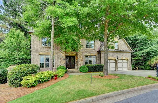 1180 Vintage Club Drive, Johns Creek, GA 30097 (MLS #6891426) :: Path & Post Real Estate