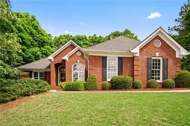 854 Ivy Ridge Drive, Loganville, GA 30052 (MLS #6891452) :: North Atlanta Home Team