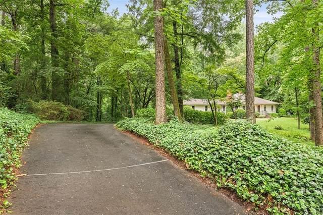 152 Burdette Road NW, Atlanta, GA 30327 (MLS #6891462) :: The Hinsons - Mike Hinson & Harriet Hinson