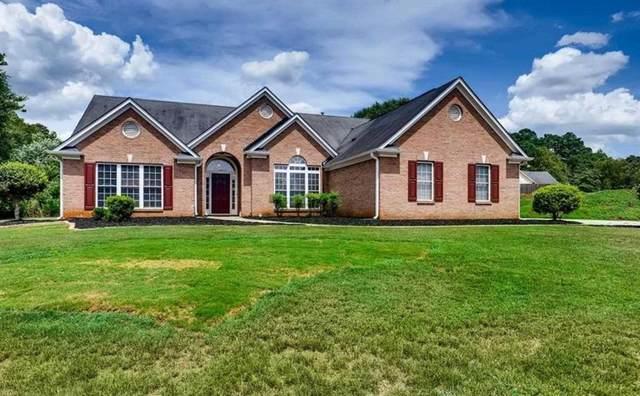 1602 Morning Crest Lane, Lilburn, GA 30047 (MLS #6891470) :: North Atlanta Home Team