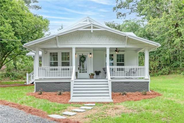 1433 Old Alabama Road, Taylorsville, GA 30178 (MLS #6891478) :: The Heyl Group at Keller Williams