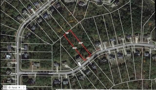 Lot 99 Ambrose Drive, Jasper, GA 30143 (MLS #6891532) :: North Atlanta Home Team
