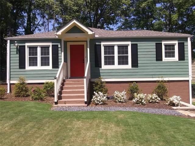 209 Birch Street, Hapeville, GA 30354 (MLS #6891542) :: Path & Post Real Estate