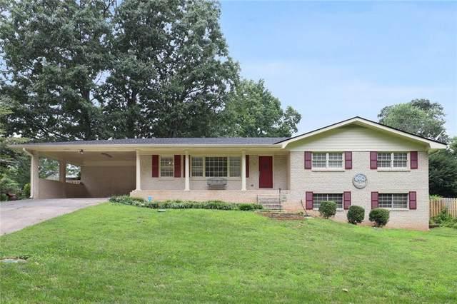 3790 William Paul Drive, Austell, GA 30106 (MLS #6891549) :: Path & Post Real Estate