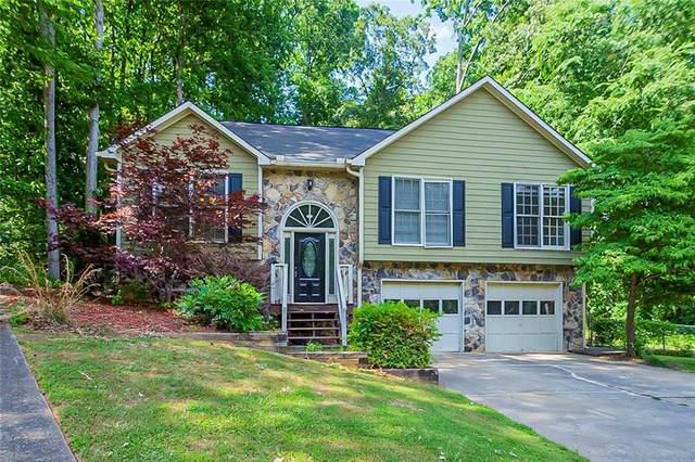 4613 Stewart Reilly Drive NW, Acworth, GA 30101 (MLS #6891564) :: North Atlanta Home Team