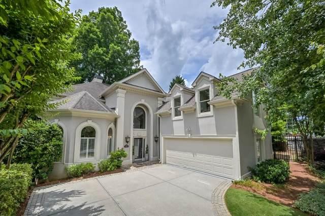 1805 River Falls Drive, Roswell, GA 30076 (MLS #6891575) :: North Atlanta Home Team
