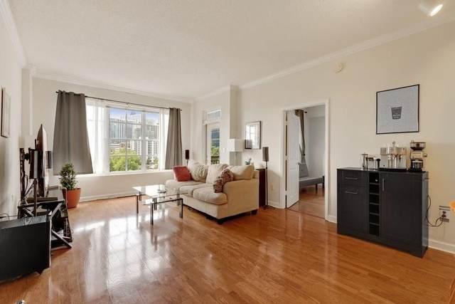 1101 Juniper Street NE #615, Atlanta, GA 30309 (MLS #6891595) :: Path & Post Real Estate