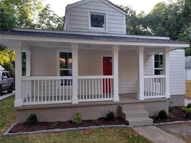 1369 SE Gault Street, Atlanta, GA 30315 (MLS #6891668) :: North Atlanta Home Team
