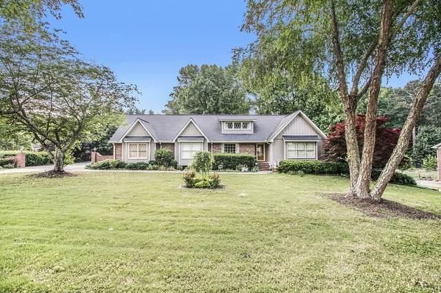 404 Old Douglasville Road, Lithia Springs, GA 30122 (MLS #6891672) :: North Atlanta Home Team